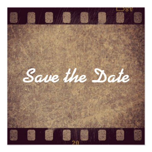 Save the DATE Personalized Invites