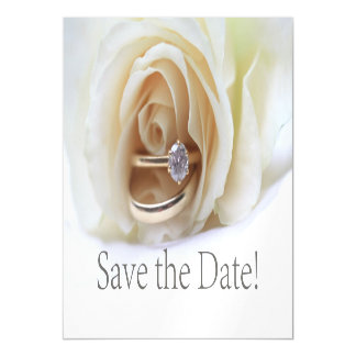 Save the Date! Magnetic Card