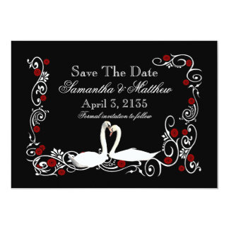 Save the date PERSONALIZE Card