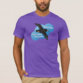 Save the Flesh-footed Shearwater T-Shirt