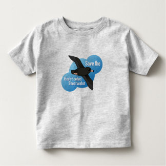 Save the Flesh-footed Shearwater Toddler T-Shirt