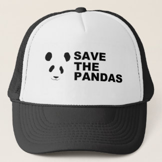 Save The Pandas Trucker Hat