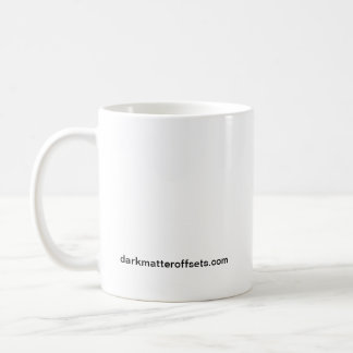 Save the Universe Smash a Telescope Basic White Mug