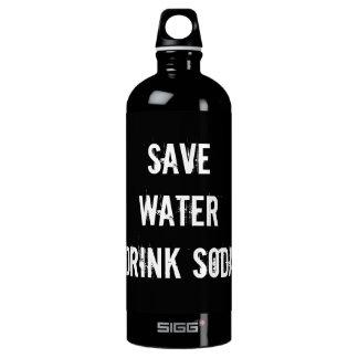 save water drink soda SIGG traveller 1.0L water bottle