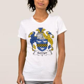 Sawyer Family Crest T-Shirt