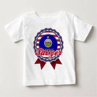 Sawyer, KS Baby T-Shirt