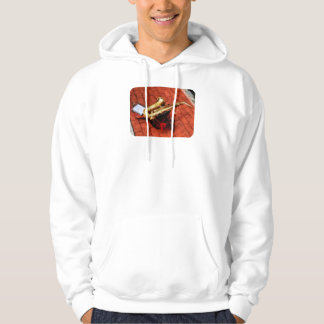 Saxophone Before the Parade Hoodie