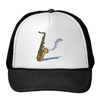 Saxophone Cap