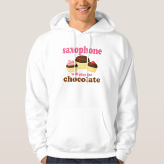 Saxophone Music Sweatshirt