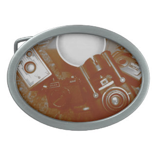 Say Cheese Belt Buckle