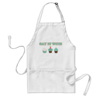 Say it with Cupcakes Apron