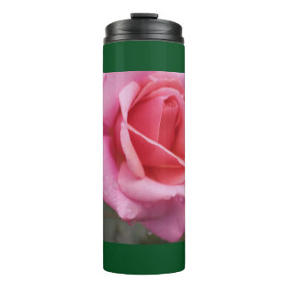Say Yes to My Good Rose Thermal Tumbler