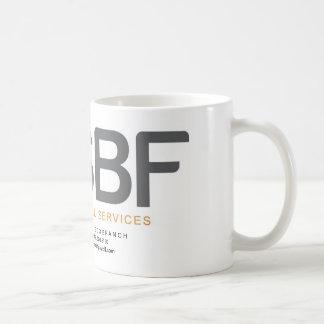 SBF Payroll - San Diego Branch Coffee Mug