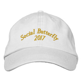 SBM 2017 Embroidered Women's Hat Embroidered Hats