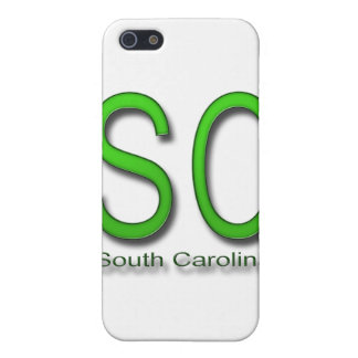 SC South Carolina green Cover For iPhone 5/5S