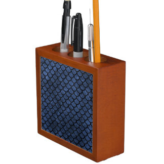 SCA1 BK-MRBL BL-STONE (R) PENCIL HOLDER