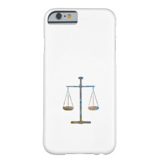 Scales of justice barely there iPhone 6 case