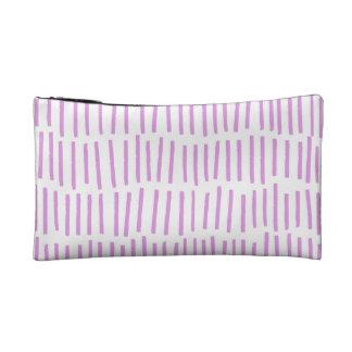 Scandi Dash Chalk Pink Makeup Bag