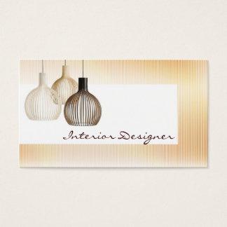 Scandinavian Interior Designer Card