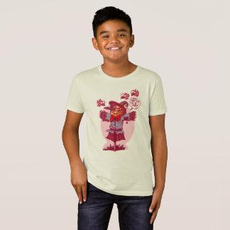 scarecrow gives friendship message cartoon T-Shirt