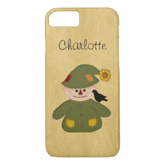 Scarecrow iPhone 7 Case