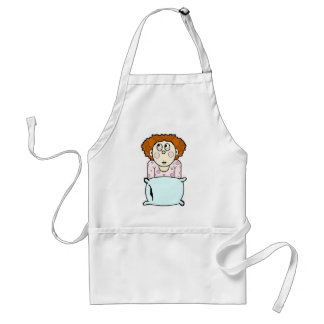 Scared Lil Girl Apron