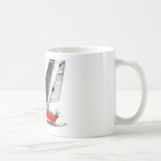Scarlet Oyster.jpeg Coffee Mug