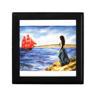 Scarlet Sails Gift Box