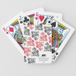 Scarlet Shuffle Playing Cards