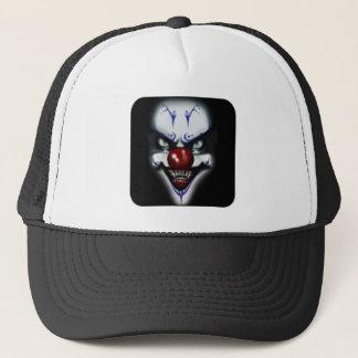 Scary Clown Trucker Hat