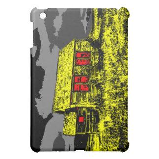 Scary old farmhouse iPad mini cases