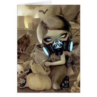 """""""Scavengers"""" Greeting Card"""
