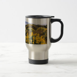 Scene Butter Lupine State Reserve California Travel Mug