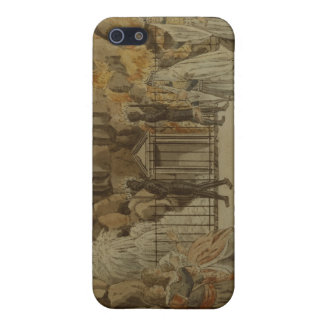 Scene from 'The Magic Flute' by Mozart, 1795 iPhone 5 Cover