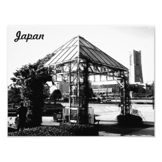 Scene from Yokohama Japan Art Photo