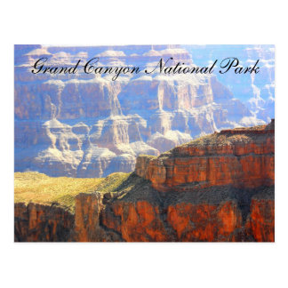 Scenic Grand Canyon National Park Postcard
