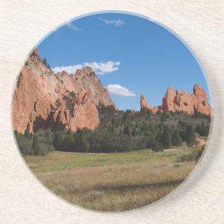 Scenic Series---Garden of the Gods Series Coaster