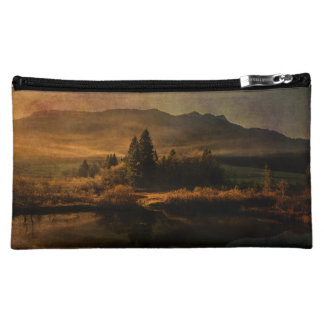 Scent of Pines Cosmetic Bag