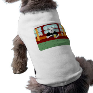 Schnauzer Beer Pub Pet Tshirt