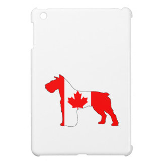 Schnauzer Canada Case For The iPad Mini