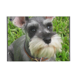 Schnauzer Dog iPad Mini Cover