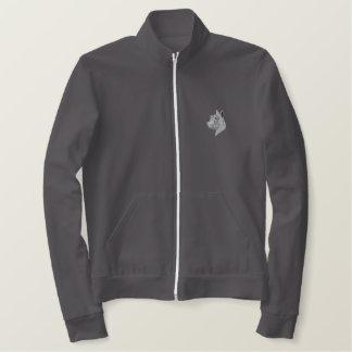 Schnauzer Embroidered Jacket