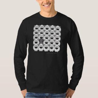 Schnauzer in the Sheep T-Shirt