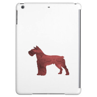 Schnauzer iPad Air Case