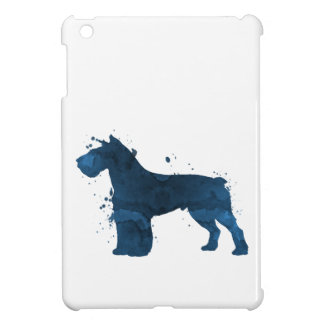 schnauzer iPad mini case