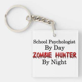 School Psychologist/Zombie Hunter Key Ring