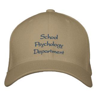 School Psychology Department Baseball Cap