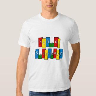 School Secretary T-shirt
