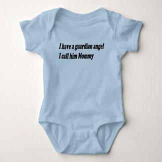 Schutzengel Baby Bodysuit