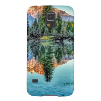 Schwabacher's Landing and Beaver Pond Galaxy S5 Cover